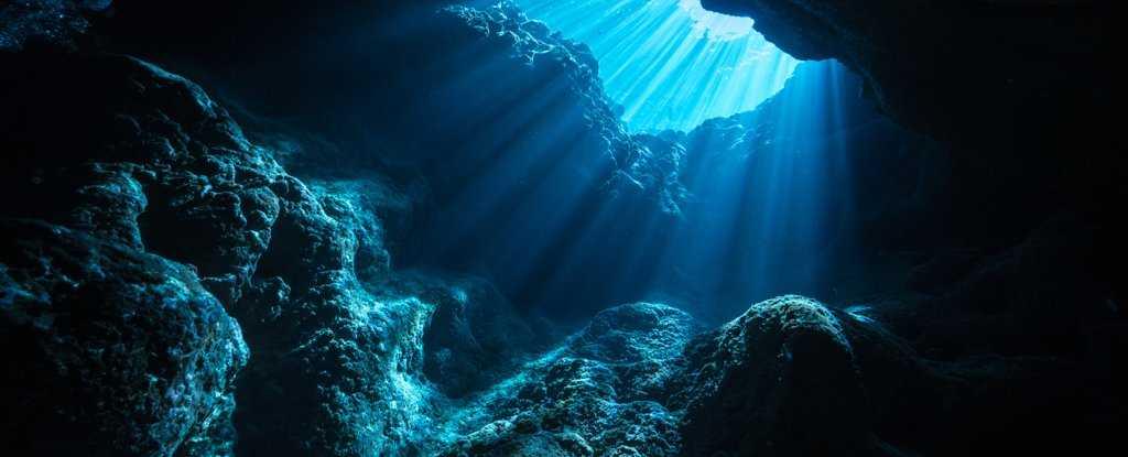 海洋最偏远的地区之一有着我们从未见过的起源-有意思吧