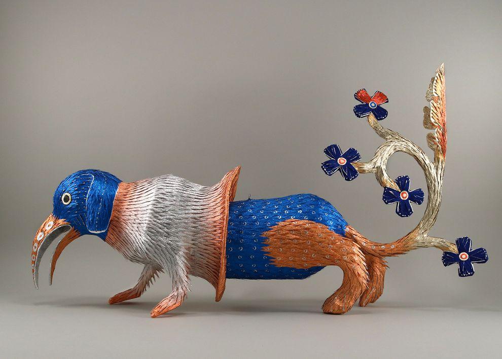 你不会相信这些神奇的生物真的是小饰品-有意思吧