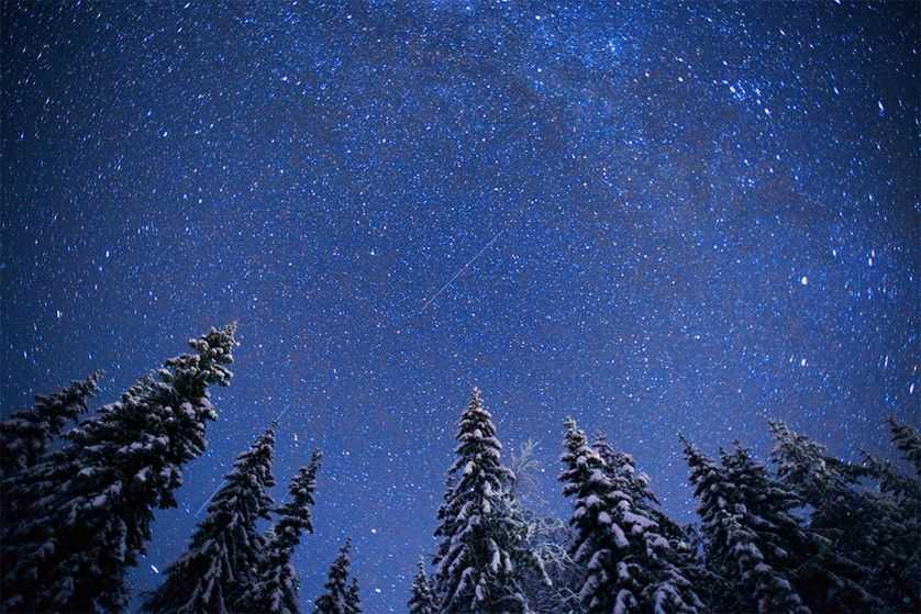 三月的夜空中有什么看的-有意思吧