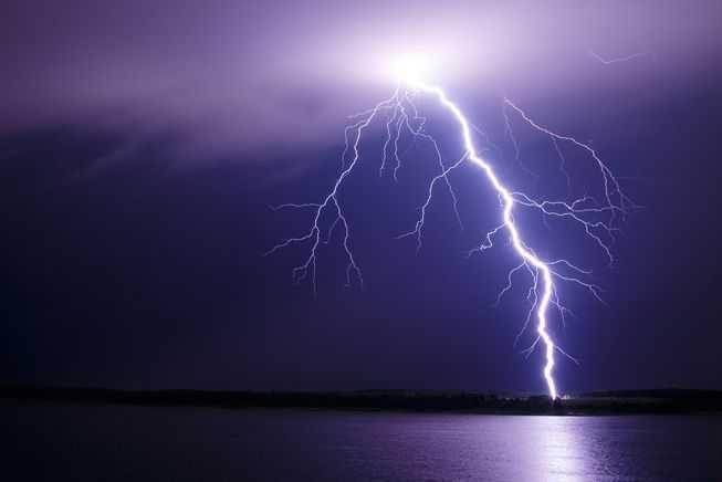 闪电有哪些不同类型?-有意思吧