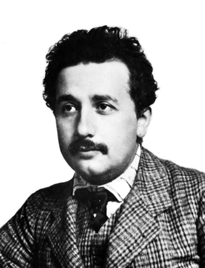 爱因斯坦确实说过的15句名言-有意思吧