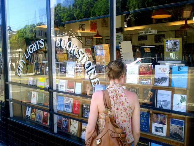 为什么纸质书和书店没有消亡-有意思吧