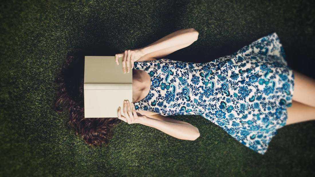 读书小秘诀:每天只需读15页纸书-有意思吧