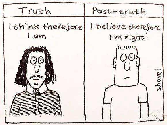"""后真相时代""""的""""真相"""""""